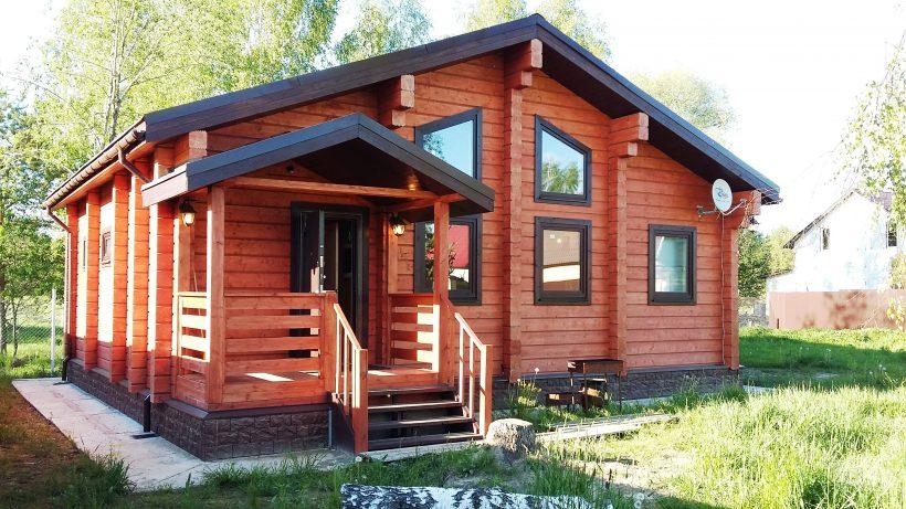 Дом у леса. Цена 10.250.000р.