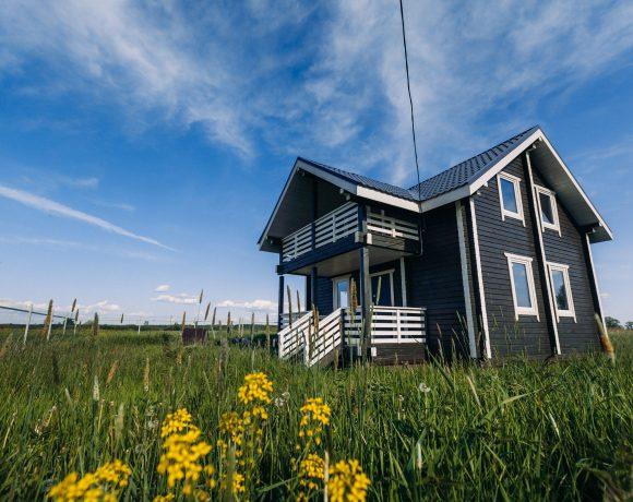 Дом на озере. Цена 4.500.000р.