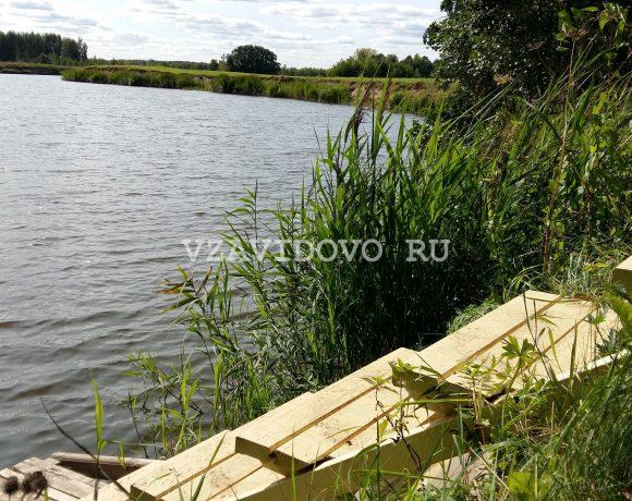Дом на большом видовом участке у реки. 10.050.000