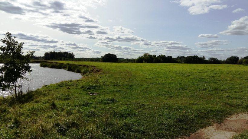 Участок в Малиновке у слияния двух рек. 2.050.000 р